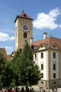 Old town hall. copy right: Stadt Regensburg, Peter Ferstl