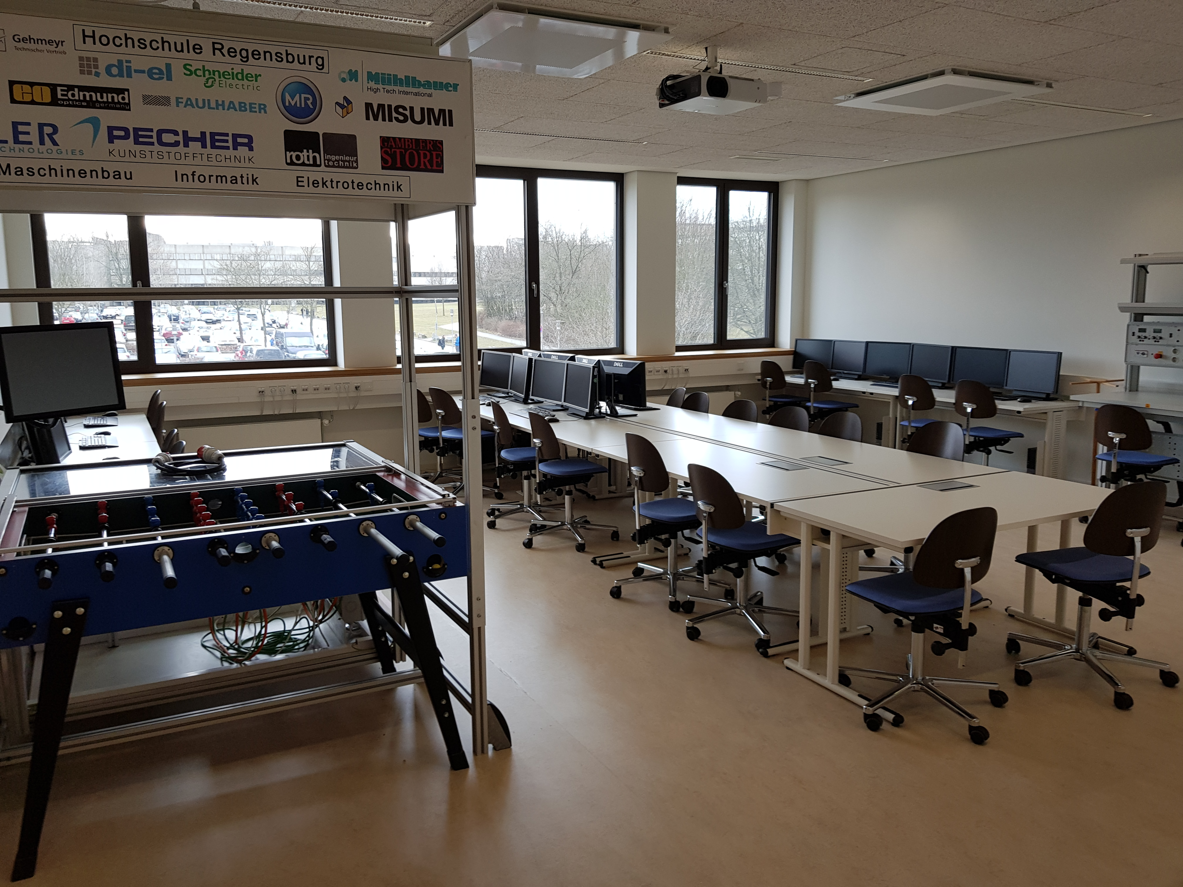Technical Informatics Laboratory